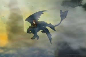 HTTYD - Our Time by Teq-Uila
