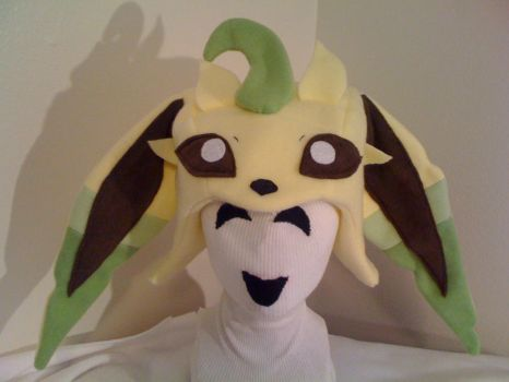 LEAFEON Hat by tacksidermia