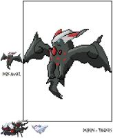 Dark Angel: Darkrai-Dex 12 by SuperSonicGX