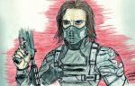 The Winter Soldier by CristianGarro