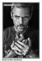 Hugh Laurie - House M.D. by FairyARTos