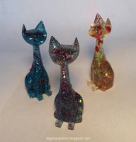 Party Cats by Arthammer