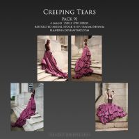 Creeping Tears Pack 91 by Elandria