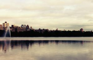 central park by Badgertastic