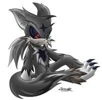 :: Jacob the Werewolf by Chibi-Nuffie