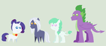 Sparity Family by PurfectPrincessGirl