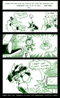 Lucario want a comic from Yusk by yuski