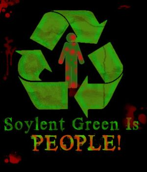 Soylentgreen explore soylentgreen on deviantart for Soylent green is people
