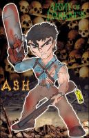 Ash by JustPlainJoe