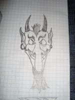 Devil by Lucifer666mantus