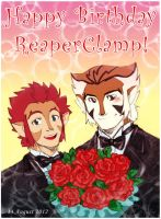 ReaperClamp's b-day by Cofie