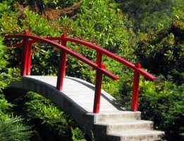 Stock: Japanese Bridge I by Stock-By-Michelle