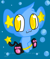 Pokemon- Shinx by chibitracy