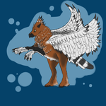 Design: Hippogriff by DragonCuali