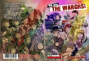 We are The Warghs - Portada by Menhdel