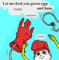 +dr Seuss+ ham sloth by Tench