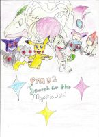 PMD2 New comic cover by Light-girl