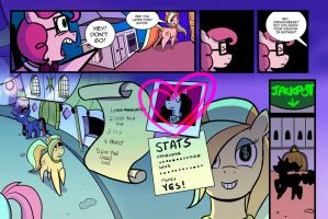 Cream Cheese and Val: Party Manester 10 by starlightv