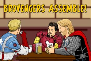 Brovengers Assemble by pjperez