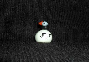 Iceland and Mr. Puffin by Volverinka