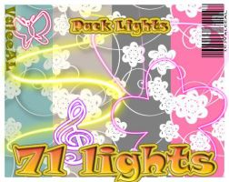 LIGHTS PACK -71 lights- by ValeeAl