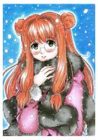 First snow by meago