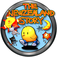 The NewZealand Story by POOTERMAN