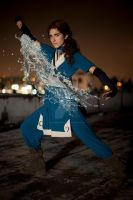 Katara by sophersgreen