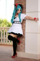 Hatsune Miku - World is Mine I by DarkIceLady