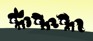 CMC Silhouettes by t-dijk