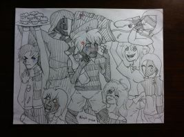 Obsession Madness by Poet-of-all-Art