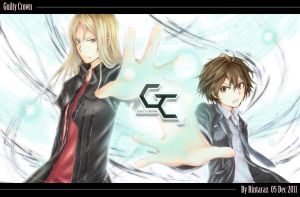 GuiltyCrown by Rintaraz