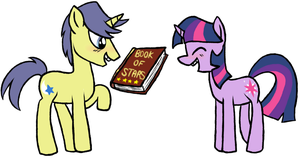 The Book of Stars by 3D4D