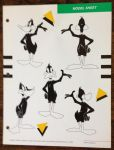 Daffy Duck Rotations by guibor