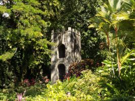 Saint Kitts - Bell Tower by Culinary-Alchemist