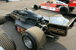 John Player Special Lotus by 914four