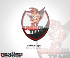 uNibblo Team - Logo by ex-works1