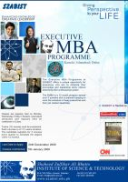 Executive MBA Ad 2 by Naasim