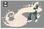 Crystal Comb Adopt Contest Entry 1 of 2 by Rainseed