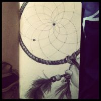 Dream Catcher by thelinesthattied