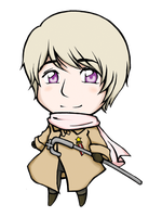 APH: Chibi Russia by derBading