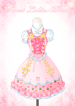 Sweet Lolita Dress by Neko-Vi