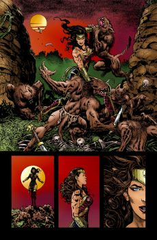 Wonder Woman Doing Her Thing By Liamsharp-da7hypv  by LadyRavenclaw16