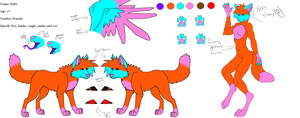 Ruby ref by LeoOfTheDeaD