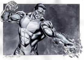Colossus by mrno74
