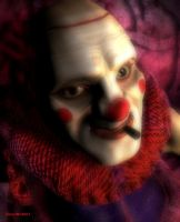 Getting Over My Fear Of Clowns by SmoovArt