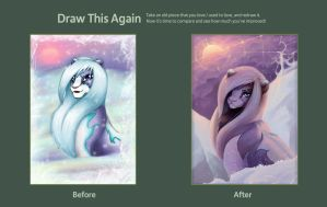 Draw this again by Avinna