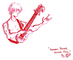 Generic Rocker, Wicked Fish by L-and-B