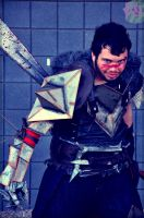 Dragon Age - Mage Hawke by DeadMelonPhotography
