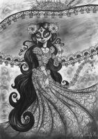 La Muerte by Cindy-Brilliant